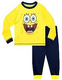 SpongeBob Boys Sponge Bob Squarepants Pajamas