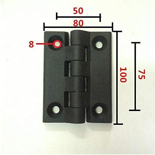 Nylon Hinge 80 100MM Plastic Hinge x10