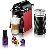 Máquina de Café Combo Pixie com Aeroccino, 110V, Nespresso A3NC60-BR-RE-NE, Vermelho