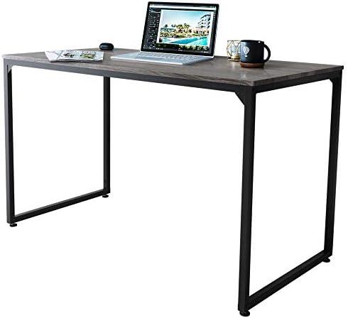 Zenvida Home Office Desk Modern Simple Computer Workstation Study Table - a good cheap modern office desk