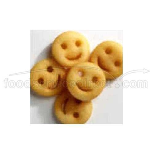 McCain Ore Ida Smiles Fun Shaped Mashed Potato, 4 Pound -- 6 per case. (Best Frozen Mashed Potatoes)