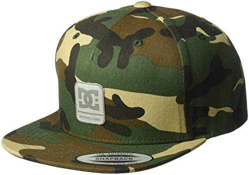 DC Shoes Boys Dc Shoes Snapdragger - Snapback Hat - Boys 8-16 - One Size - Black Dark Olive One Size -