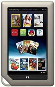 """Barnes & Noble - NOOK Factory Refurbished 7"""" Touchscreen Tablet with 16GB Memory"""
