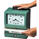 acroprint 01 1070 411 model 125nr4 heavy duty manual print time recorder - Time Card Punch