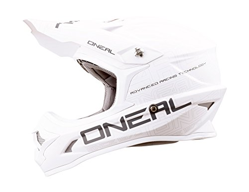 O'Neal 0623-054 3 Series Helmet (White, Large)