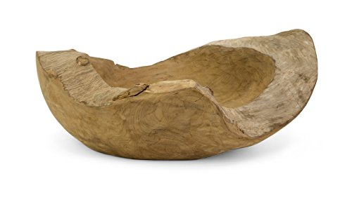 Imax 54113 Macaque Teakwood Bowl by Imax