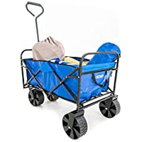 Adventure Kings Beach Wagon Collapsible Cart Camping Home Work 4WD BBQ Portable