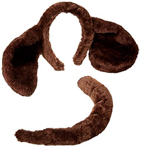 Forum Novelties Women's Dog Ears and Tail