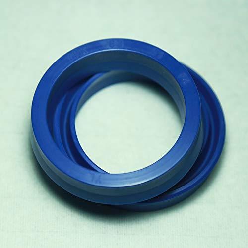 (Ochoos YXD ODU 1268 12x6x8 1488 14x8x8 16108 16x10x8 Ring Cylinder Gasket Wiper Dustproof Pneumatic Piston Rod Symmetric Oil Seal - (Color: 12pcs 16 10 8))