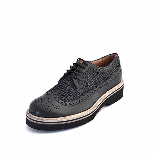 Soldini Zapatos de Cordones de Piel Para Hombre Marrón Marrón Marrón Size: 42 k1o9e2yew