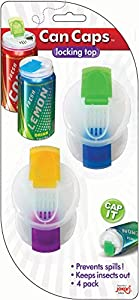 how to keep soda fizzy after opening