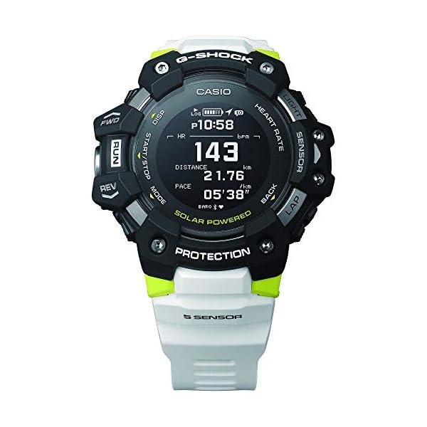 Casio G-Shock G-Squad GBD-H1000-1A7ER - Reloj, 2020 3
