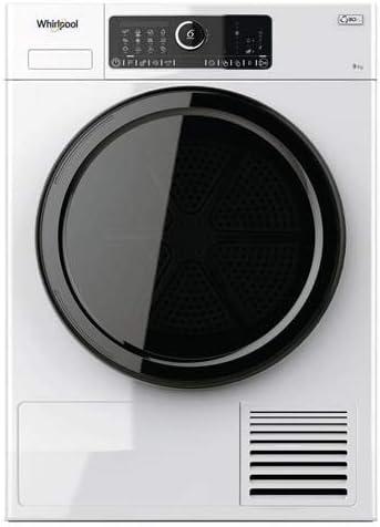 Secadora Whirlpool STU92EEU Supreme Care 9 kg, bomba de calor ...