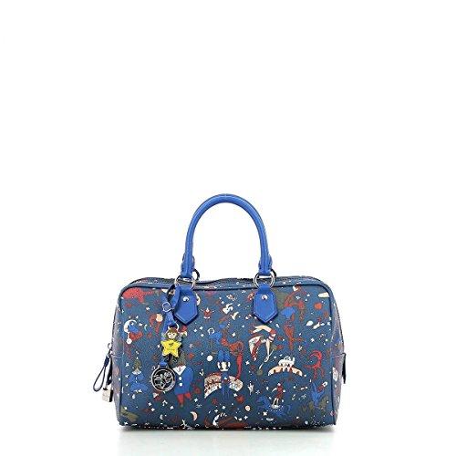 Piero Guidi Damen 2167d4088 Shopper, 31x20,5x16,5 cm Blu