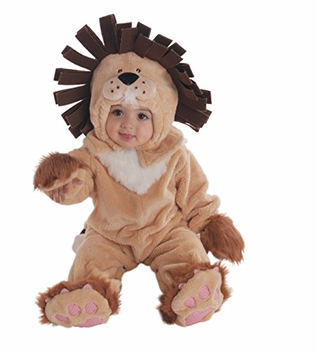 Forum Novelties Baby's Lion Infant Costume, Brown (Founding Fathers Costumes)