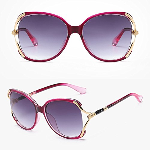 93bd760d51 Zhuhaitf Buena Calidad Womens Sunglasses Over Glasses UV400 Eyeglasses  Oversized Special for Ladies Girls Bueno wreapped