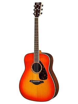Yamaha FG830 Solid Top Acoustic Guitar