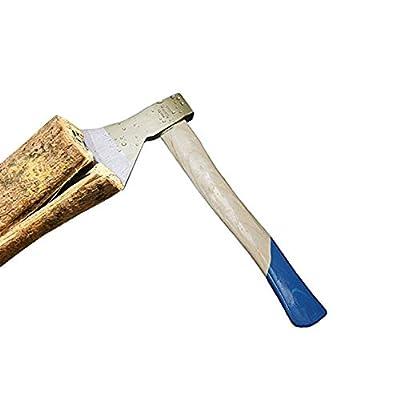 Mr Garden Novo Outdoor Camp Hand Wood Axe Multifunctional Rescue Tools Gold : Garden & Outdoor