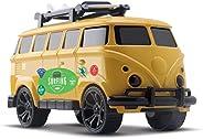 Carrinho Kombi C/ Prancha Orange Toys Multicor