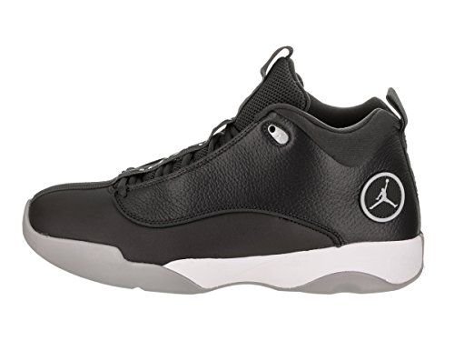 Jordan Nike Männer Jumpman Pro Quick Basketballschuh Anthrazit / Wolf / Grau / Schwarz