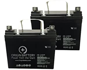Amazon com: Raion Power RG12350FP 12V 35Ah Replacement