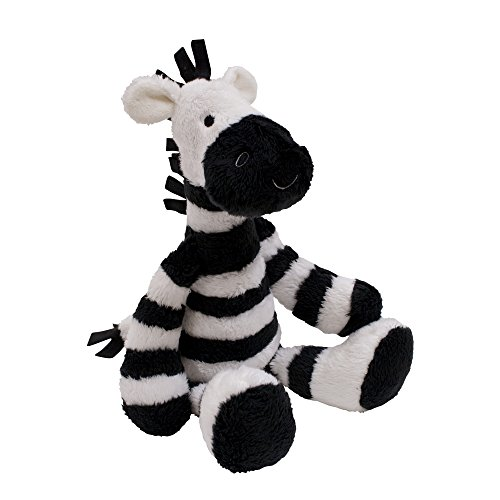 Peek A-boo Nursery - Lambs & Ivy Peek A Boo Jungle Plush Zebra