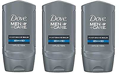 Dove Men+Care Post Shave Balm, Hydrate+ 3.4 oz from Unilever