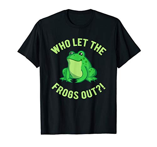 Funny Frog Plague Pesach Passover Funny Gifts T-Shirts