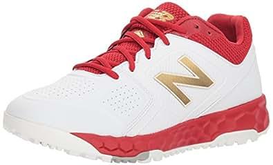 New Balance Womens Velo V1 Turf Red Size: 7