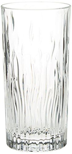 RCR Fire Highball Glass (Set of 6) by Lorren Home Trends