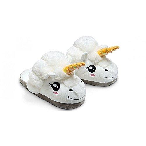 Zapatillas casa unicornio