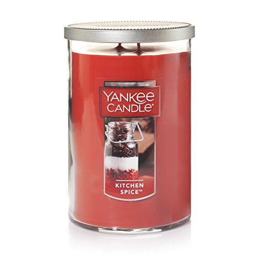Yankee Candle Large 2-Wick Tumbler Candle, Kitchen Spice