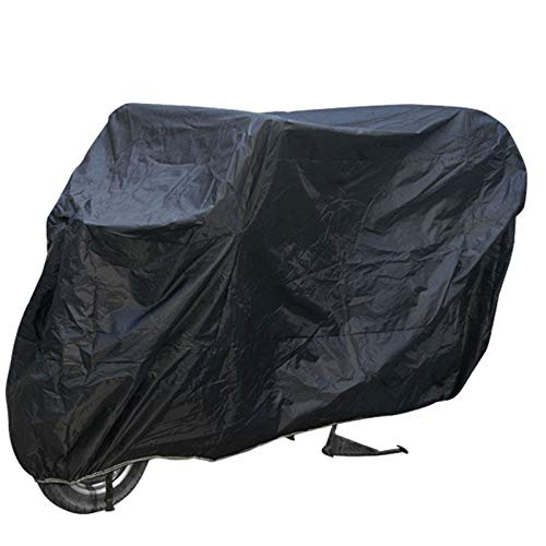 ZZKJTANGYMTT Motorcycle Covers for Outside Storage, Electric Car Cover, Scooter Clothing, Rainproof, Sunscreen, Dustproof, Antifreeze,245x105x125cm