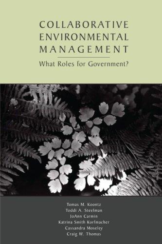Collaborative Environmental Management