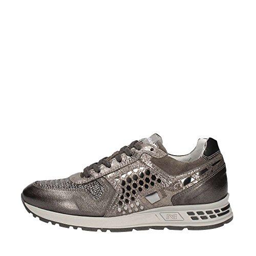 NERO GIARDINI A616182D Sneakers Mujer Gris 38