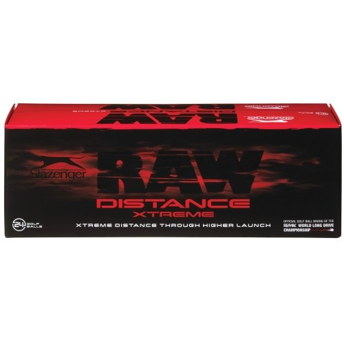 Slazenger Raw Distance Xtreme 24 Pack