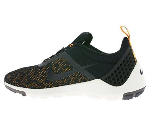 Nike Lunarestoa 2 Premium QS, Scarpe da Corsa Uomo Nero / Giallo / Bianco / Grigio (Black / Black-kumquat-sail)