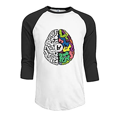 Twenty One Pilots Baseball Style Toddler Raglan Sleeve Tees