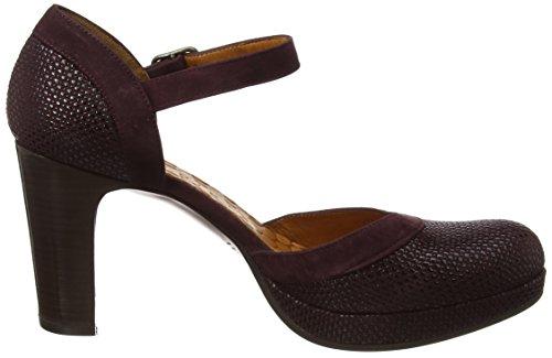 savile Grape Grape Alla Donna Strap Caviglia Mihara Tisa Chie Purple ante qw80PvT