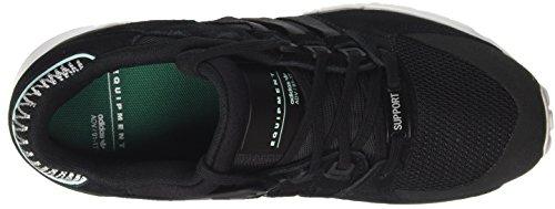 basse donna Support Sneakers Rf schwarz Eqt Weiß Adidas Schwarz per Nero Weiß xHwcIaqW