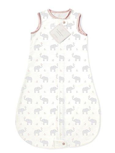 SwaddleDesigns Sleeping Premium Elephant Chickies
