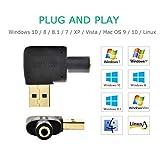 LZYCO USB External Stereo Audio Sound Adapter