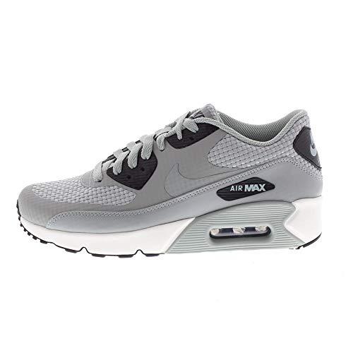 Nike Hommes Air Max 90 Ultra 2,0 Espadrille Imitation Cuir Gris Essentiel 40,5