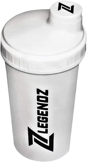 Botella para batidos de proteínas de LegendZ, botella con ...