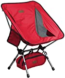 Trekology YIZI Go Portable Camping Chair Adjustable Height – Compact Ultralight Folding Backpacking Chairs in a Carry Bag, Heavy Duty 300 lb Capacity Hiker, Camp, Beach, Outdoor Review