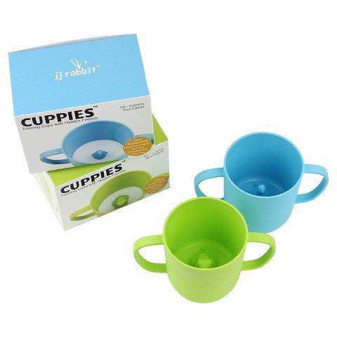 JJ Rabbit 2 Piece CUPPIES Cool Set, Blue/Green