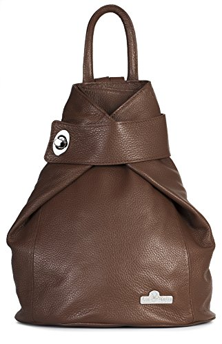 Medium Genuine Italian Leather - 5