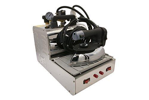 (Silver Star Model SB-250 Professional 2/3-Gallon Steam Boiler Iron & Ironing)