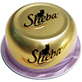 Sheba Tuna and Prawn Cat Food - 80g