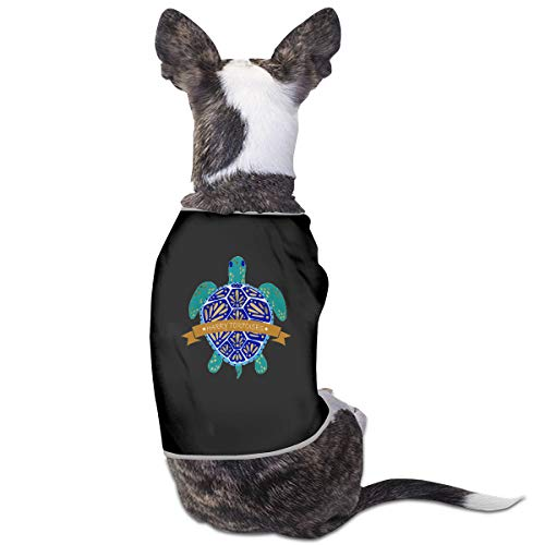 LzVong Turtle Pet Clothing T Shirts Costume Vest Pet Suit]()